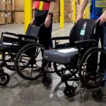photo from Ottawa Citizen of different styles of wheelchairs